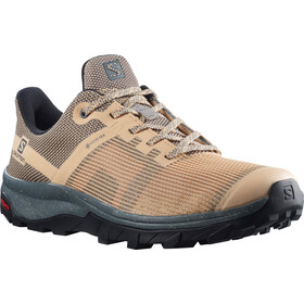 Salomon OUTline PRISM GTX Sko Damer, beige/grå